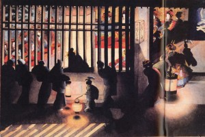 katsushika-oi-night-scene-in-the-yoshiwara-e59089e58e9fe6a0bce5ad90e58588e381aee59bb3