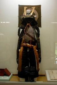 Yoshinibu Matsumae' Armor