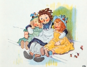 11803612-raggedy-ann-her-raggedy-friends