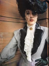 Lily Bart Black Hat