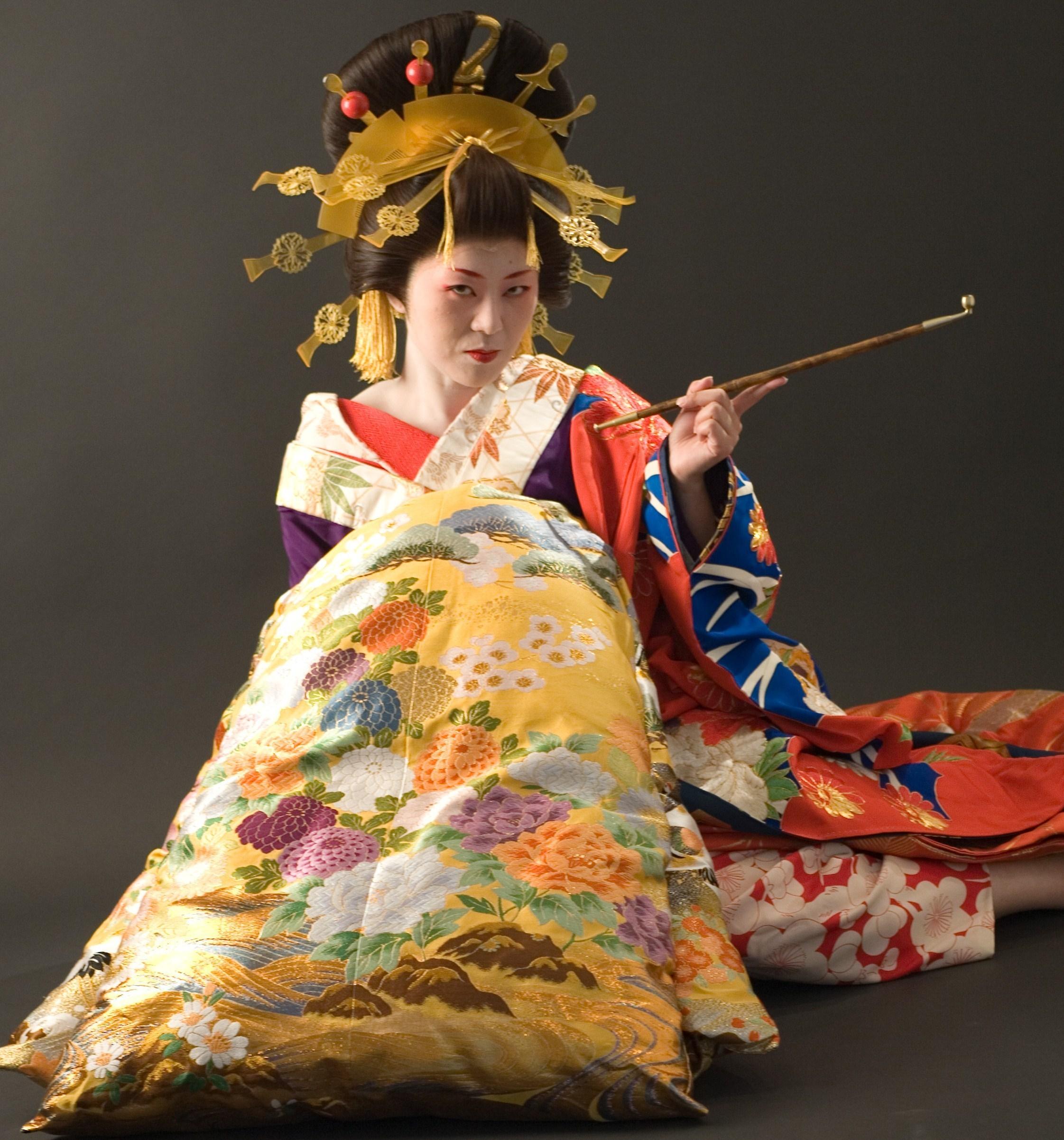 Tayu Oiran Edo Courtesan 171 Jmledwellwrites