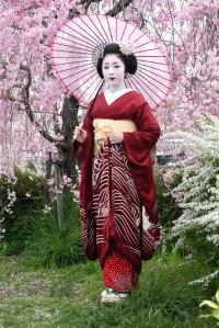 Red kimono14