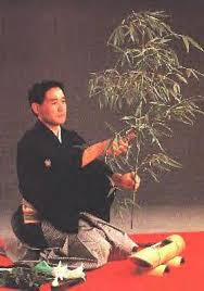 Samurai Ikebana Bamboo