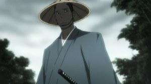 Samurai in desguise
