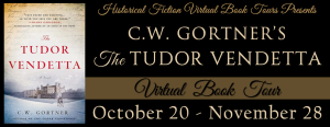 04_The Tudor Vendetta_Blog Tour Banner_FINAL
